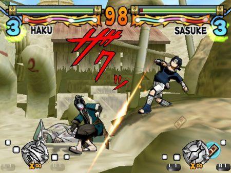 Espectacular trailer de Naruto Ultimate Ninja para PSP