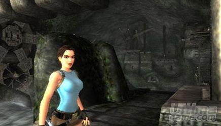 Las nuevas opciones de Lara Croft en Tomb Rainder Anniversary en su versión para Wii