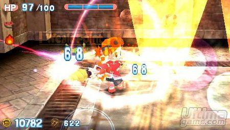 Gurumin asalta Nintendo 3DS