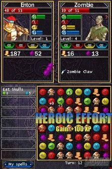 Puzzle Quest también llegará a PC, Playstation 2 y Wii