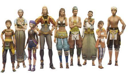 Final Fantasy XII estará traducido al español
