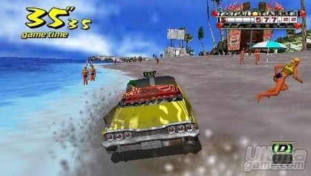 Los taxistas se retrasan. Crazy Taxi - Fare Wars no llegará hasta Septiembre.