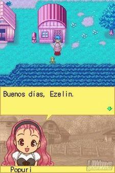 Harvest Moon DS, al descubierto con capturas de la versión española