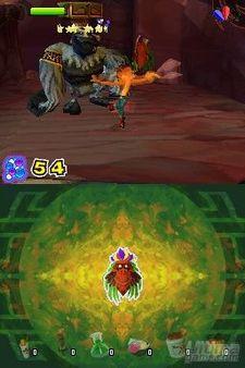 Crash of the Titans se descubre en su versi�n para Nintendo DS