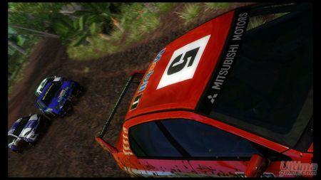 SEGA Rally Revo calienta motores con nuevas im�genes