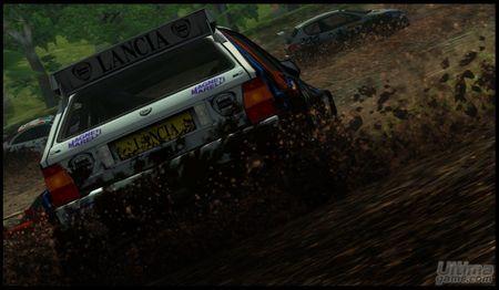 Primer vistazo a la versión para PSP de SEGA Rally