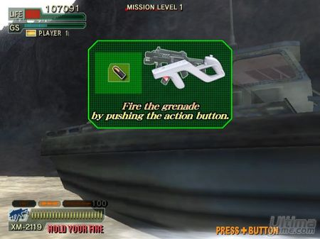 Ghost Squad convertir� tu Wii en un campo de batalla casi real, gracias al Zapper