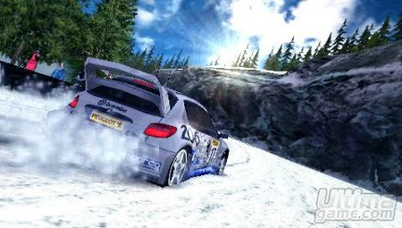 SEGA Rally Revo calienta motores con nuevas imágenes