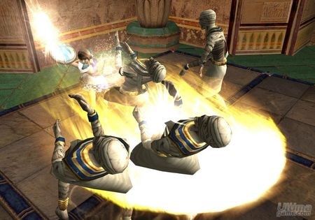Namco - Bandai nos lleva al mundo de fantasía de SoulCalibur Legends