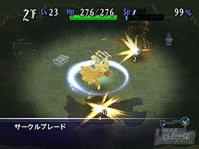 Desvelamos algunos de los extras de Chocobo Dungeon para Wii