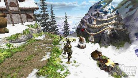 Monster Hunter Freedom 2nd G nos desvela parte de su nuevo arsenal en imágenes