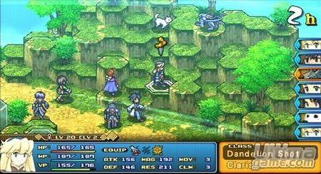 Nuevas capturas de Wild ARMs - Crossfire para PSP