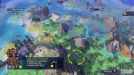 Sid Meier Civilization Revolution ya tiene fecha y p�gina web