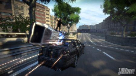 The Wheelman. Autoridades barcelonesas intentan impedir el lanzamiento del juego en nuestro país.