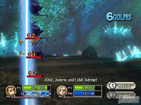 Dragon Quest Swords - Nuevos detalles y capturas del prometedor título de Square Enix