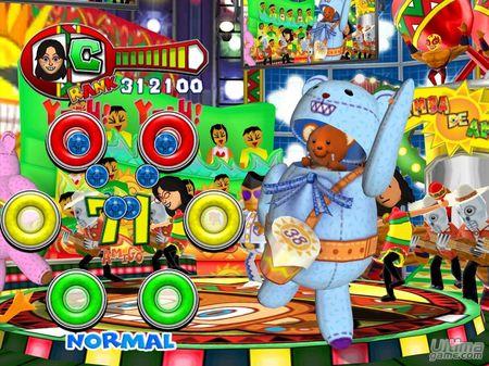 Samba de Amigo en Wii  - El ritmo tiene un precio