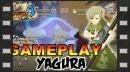 Yagura nos muestra su habilidad manipulando el agua