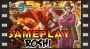 Roshi, el poseedor del Biju de 4 colas, muestra su poder en vídeo