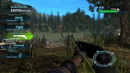 Time Crisis 4 ya est� en PS3