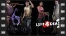 Descarga gratis Resident Evil 6 x Left 4 Dead 2 para jugar con los personajes y enemigos de ambas versiones entre ellos