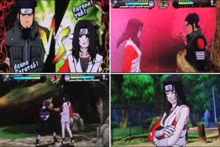 Naruto - Clash of Ninja Revolution 2. M�s novedades para la versi�n occidental del juego
