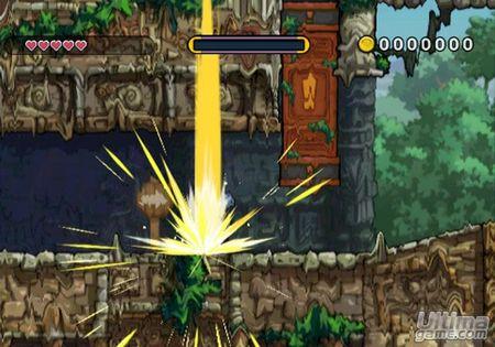 Wario Land The Shake Dimension - El juego más animado de Wii