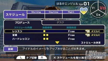The Idolmaster SP. Bandai-Namco quiere hacernos vivir la música... de otra forma