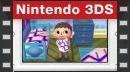 Nintendo nos da la bienvenidos al mundo de Animal Crossing New Leaf con un nuevo tráiler