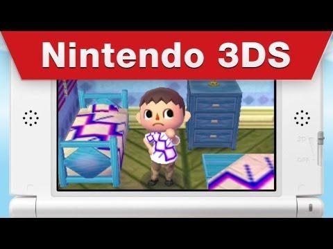 El nuevo contenido especial de Navidad para Animal Crossing New Leaf, en v�deo