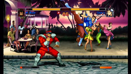 Capcom lanza nuevas capturas de Super Street Fighter II Turbo HD Remix