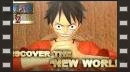 Un vistazo al Nuevo Mundo y a la nueva trama especialmente creada para One Piece Pirate Warriors 2