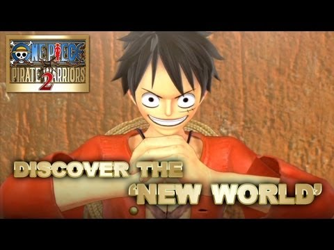 2 nuevos DLCs para One Piece Pirate Warriors 2, y la edici�n