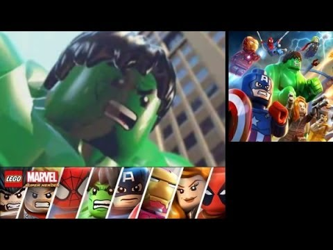 La versión de Nintendo 3DS de LEGO Marvel Super Heroes: Universe in Peril, en vídeo - Noticia para LEGO Marvel Super Heroes