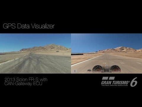 El impresionante opening de Gran Turismo 6 nos desvela los nuevos coches y circuitos del juego