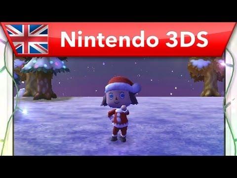 La Navidad llega a Animal Crossing New Leaf, descubre sus opciones