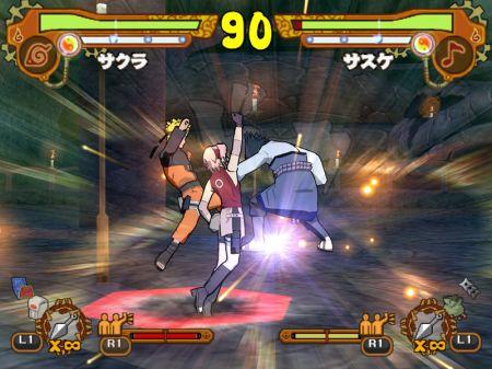 Nuevas capturas y detalles de Naruto Shippuuden - Narutimate Accel 2