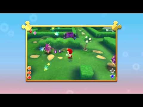 Los chicos de Bandai Namco llenan 3DS de color con Disney Magical World