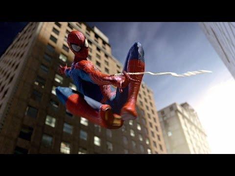 Spidey nos muestra su aventura en la versión 3DS de The Amazing Spider-Man 2