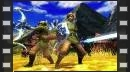 La ropa y armas de Link, en Monster Hunter 4 Ultimate