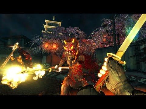 Las espectaculares secuencias de Shadow Warrior, en vídeo