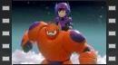Hiro y Baymax de Big Hero 6, para Disney Infinity 2.0