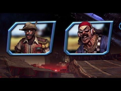 Tráiler de lanzamiento de Borderlands: The Pre Sequel