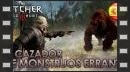 El Cazador de Monstruos Errante, nuevo vídeo de The Witcher III: Wild Hunt