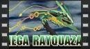 Rayquaza mega-evoluciona en un tráiler de Pokémon Zafiro Alfa y Rubí Omega