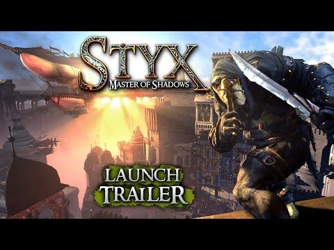 La muerte llega desde el cielo con Styx