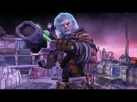 Un impactante tráiler de lanzamiento de Borderlands: The Pre-Sequel