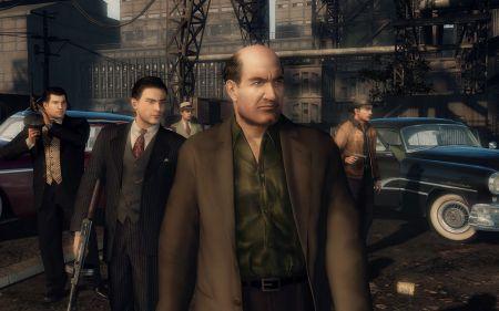 Mafia II - Variedad de armas y veh�culos acompa�an las espectaculares escenas de acci�n