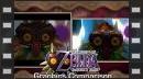 Un interesante comparativa de The Legend of Zelda: Majora's Mask - 3DS vs. Nintendo 64