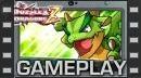 Nuevo vídeo. Las luchas contra los jefes finales, en Puzzle & Dragons Z