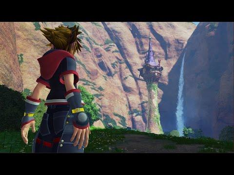 Una nueva imagen de Kingdom Hearts III, para regocijo de sus fans